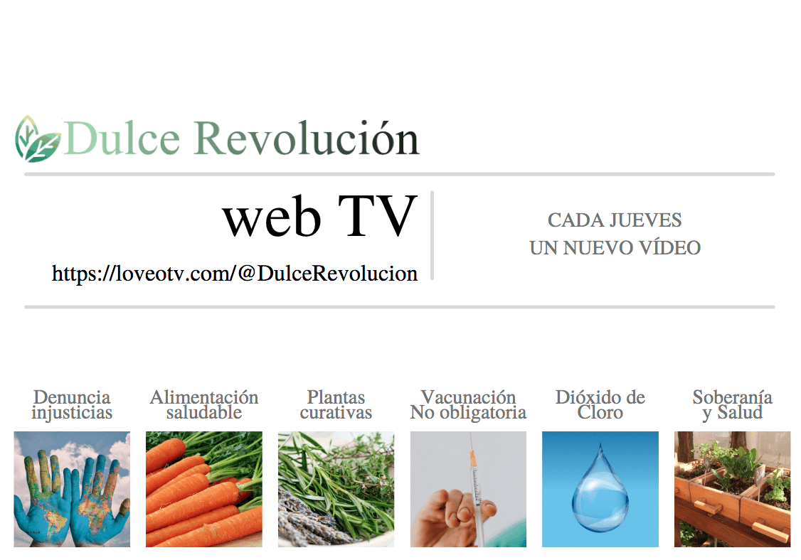 DULCE REVOLUCION WEB TV TODOS LOS JUEVES
